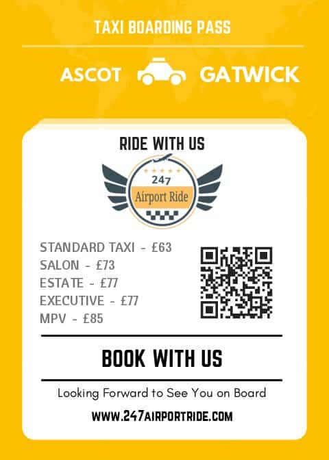 ascot to gatwick price
